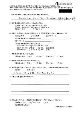 No.129 F・C 様