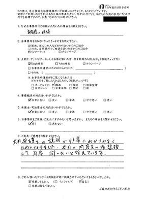 No.138 K・I 様