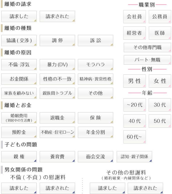 解決事例分類表